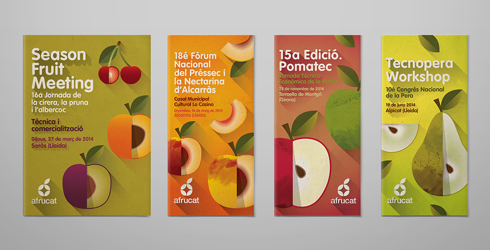 afrucat_season_brochure_illustration_fruits_pear_peach_apple_branding_graphic_design_fair_1