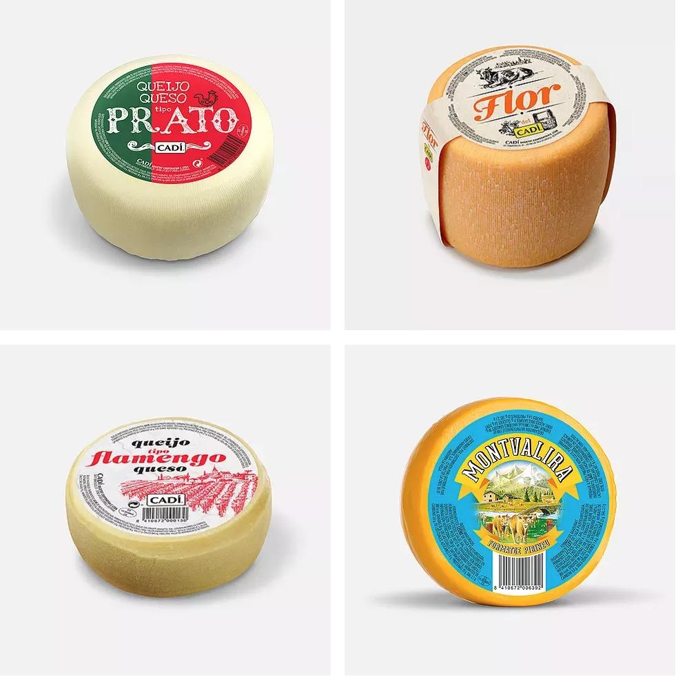 cadi_montvalira_prato_cheese_branding_flamengo_montvalira_packaging_yellow_graphic_design_label_cow