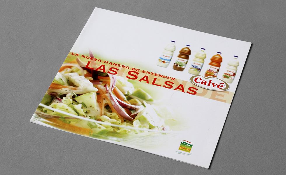 calve_unilever_sauce_branding_packaging_graphic_design_brochure