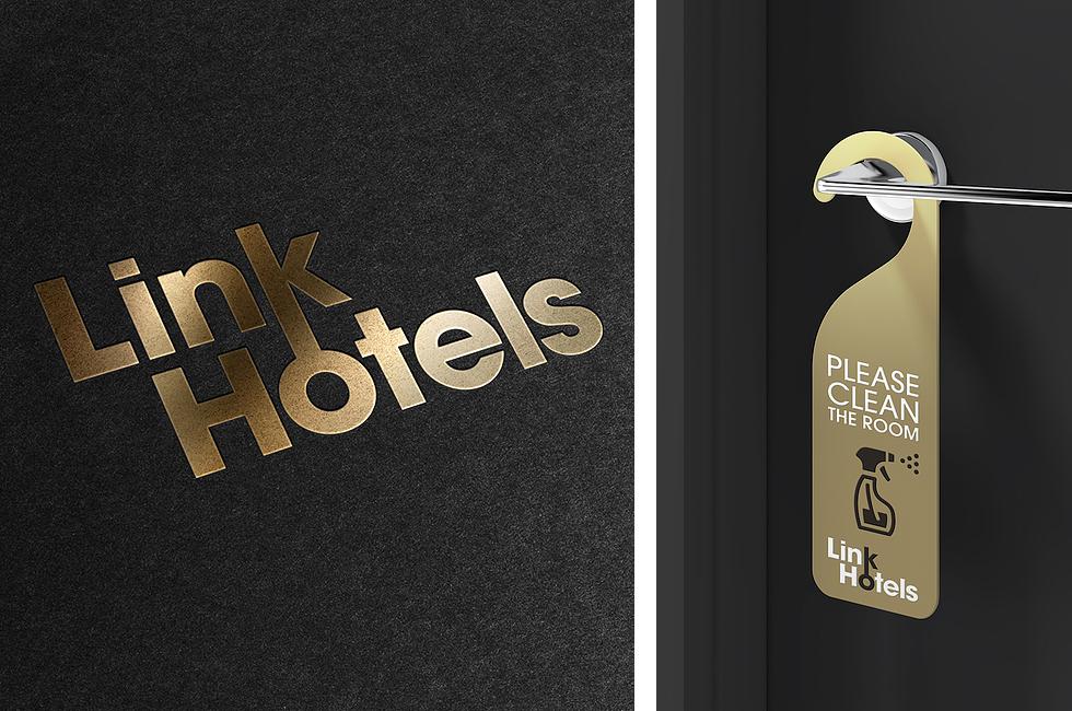 linkhotels_graphic_design_branding_logotype_luxury_hotels_gold_dontdisturb