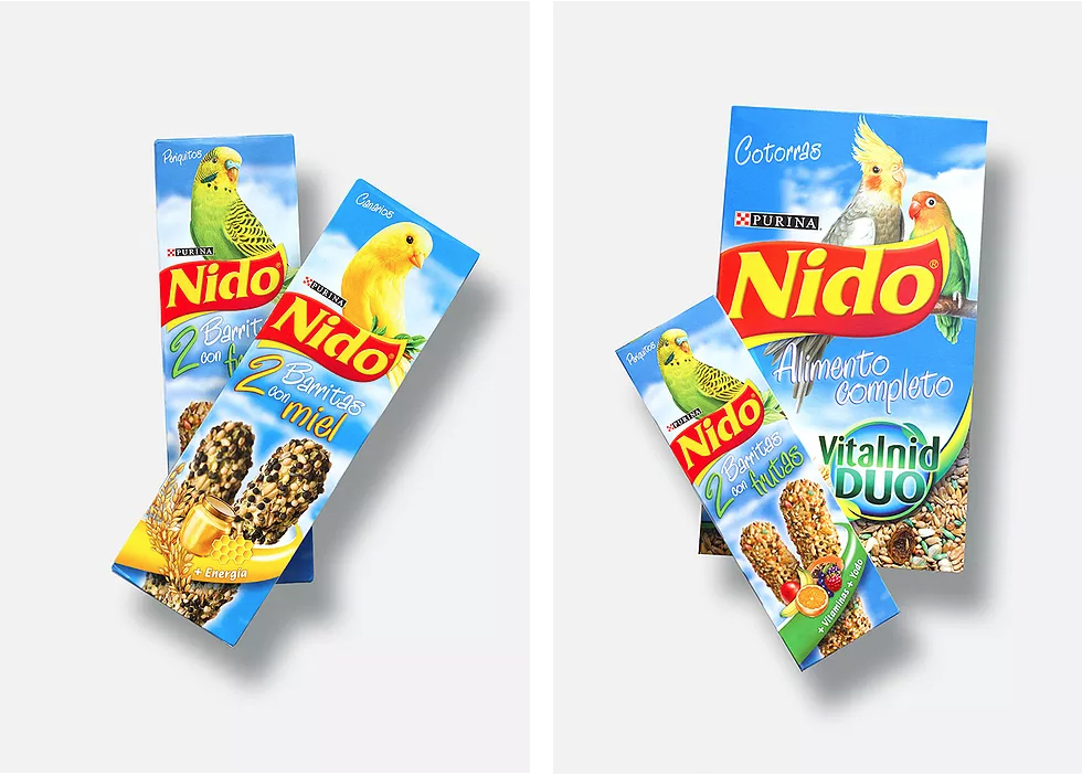 nido_branding_identity_graphic_design_petcare_packaging_food_birds