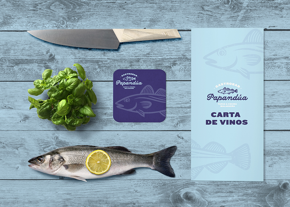 papandua_branding_graphic_design_restaurant_fish_stationery_1